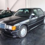 Voiture Ancienne Cforcar Mercedes 190e25 6