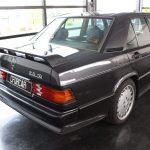 Voiture Ancienne Cforcar Mercedes 190e25 7
