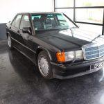 Voiture Ancienne Cforcar Mercedes 190e25 8