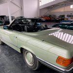Voiture Ancienne Cforcar Mercedes R107 280sl 11