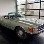 Voiture Ancienne Cforcar Mercedes R107 280sl 13