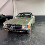 Voiture Ancienne Cforcar Mercedes R107 280sl 2