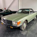 Voiture Ancienne Cforcar Mercedes R107 280sl 3