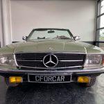 Voiture Ancienne Cforcar Mercedes R107 280sl 30