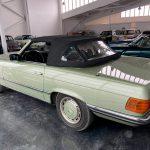 Voiture Ancienne Cforcar Mercedes R107 280sl 4