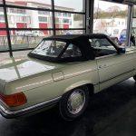 Voiture Ancienne Cforcar Mercedes R107 280sl 5