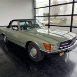 Voiture Ancienne Cforcar Mercedes R107 280sl 6