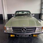 Voiture Ancienne Cforcar Mercedes R107 280sl 7