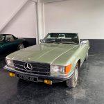 Voiture Ancienne Cforcar Mercedes R107 280sl 8