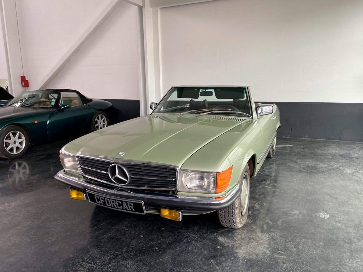 Mercedes R107 280SL