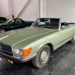 Voiture Ancienne Cforcar Mercedes R107 280sl 9