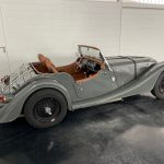 Voiture Ancienne Cforcar Morgan 4 Grey 8