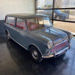 Voiture Ancienne Cforcar Morris Traveller Van 1