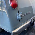 Voiture Ancienne Cforcar Morris Traveller Van 25