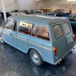 Voiture Ancienne Cforcar Morris Traveller Van 4