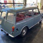 Voiture Ancienne Cforcar Morris Traveller Van 5