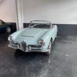 Voiture Ancienne Vendre Alfa Romeo Giulia 1600 1