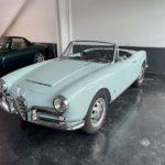 Voiture Ancienne Vendre Alfa Romeo Giulia 1600 2