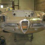 Voiture Ancienne Vendre Alfa Romeo Giulia 1600 Restauration 16
