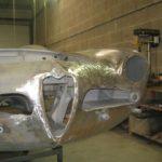 Voiture Ancienne Vendre Alfa Romeo Giulia 1600 Restauration 17