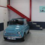 Voiture Ancienne Vendre Cforcar Fiat Lombardi 500 1