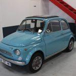 Voiture Ancienne Vendre Cforcar Fiat Lombardi 500 2