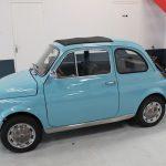 Voiture Ancienne Vendre Cforcar Fiat Lombardi 500 3