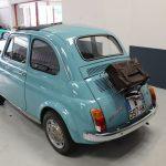 Voiture Ancienne Vendre Cforcar Fiat Lombardi 500 5