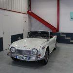 Voiture Ancienne Vendre Cforcar Triumph Tr4airs Tr4a Tr4 1
