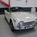 Voiture Ancienne Vendre Cforcar Triumph Tr4airs Tr4a Tr4 6