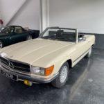 Voiture Ancienne Vendre Mercedes R017 280sl Mecanique 1