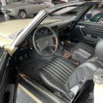 Voiture Ancienne Vendre Mercedes R017 280sl Mecanique 10