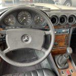 Voiture Ancienne Vendre Mercedes R017 280sl Mecanique 11