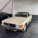 Voiture Ancienne Vendre Mercedes R017 280sl Mecanique 18