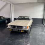 Voiture Ancienne Vendre Mercedes R017 280sl Mecanique 2