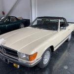 Voiture Ancienne Vendre Mercedes R017 280sl Mecanique 20