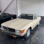 Voiture Ancienne Vendre Mercedes R017 280sl Mecanique 3