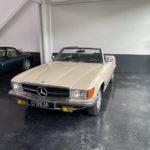 Voiture Ancienne Vendre Mercedes R017 280sl Mecanique 5