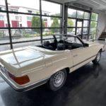 Voiture Ancienne Vendre Mercedes R017 280sl Mecanique 7