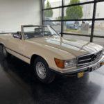 Voiture Ancienne Vendre Mercedes R017 280sl Mecanique 8