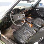 Voiture Ancienne Vendre Mercedes R107 280sl Vert 12