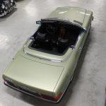 Voiture Ancienne Vendre Mercedes R107 280sl Vert 5