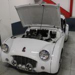 Voiture Ancienne Vendre Triumph Tr3 Vhc Petite Bouche Vhrs 14