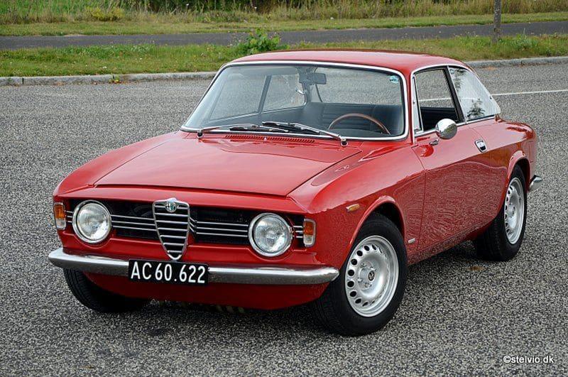 Alfa Roméo Giulia Sprint GT