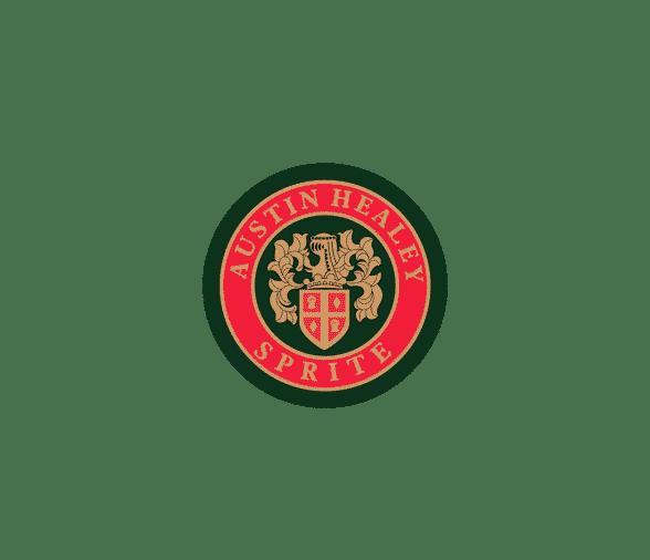 Cforcar Biarritz Voiture Logo Austin Healey