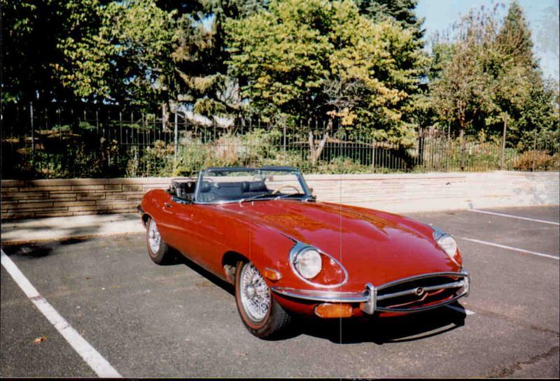 Jaguar Type E Série 2