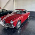 Voiture Ancienne Vendre Alfa Sprint Giulietta 1300 2