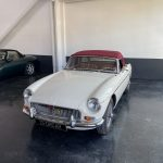 Voiture Ancienne Vendre Mg Mgb Mk1 Frigidaire Pull Roadster 1
