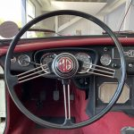 Voiture Ancienne Vendre Mg Mgb Mk1 Frigidaire Pull Roadster 10
