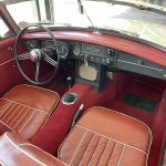 Voiture Ancienne Vendre Mg Mgb Mk1 Frigidaire Pull Roadster 14